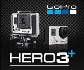 Kamere GoPro HD Hero 3+