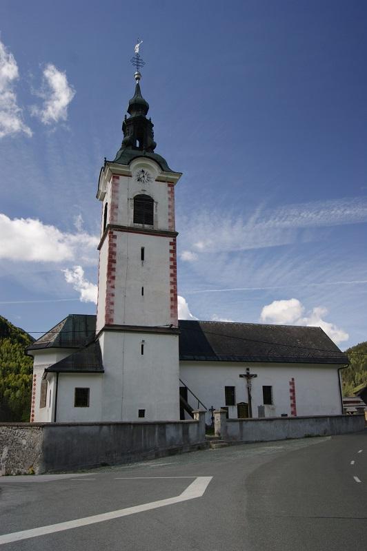Cerkev svetega Jerneja