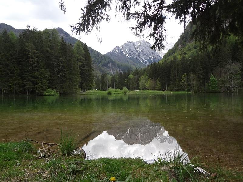 Jezersko - Planšarsko jezero
