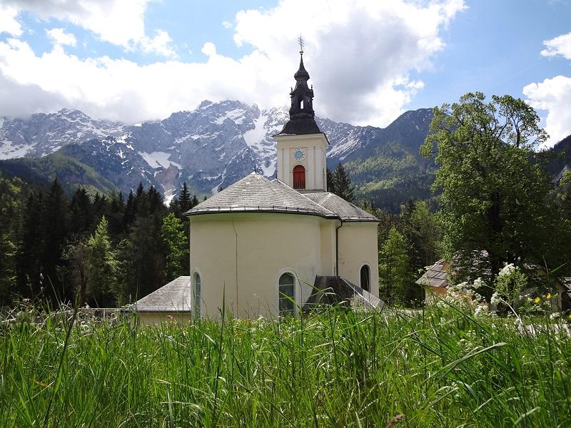 Cerkev svetega Ožbolta