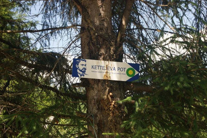Kettejeva pot