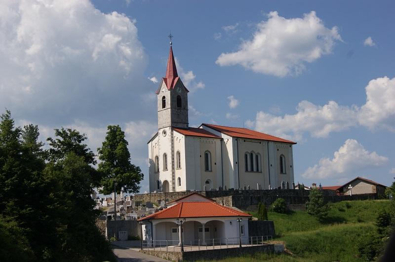 Cerkev svete Helene - Prem